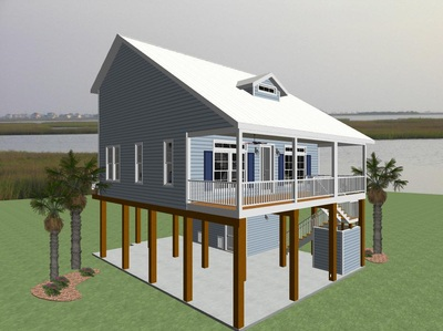 Windswept 2014 plan seaside home design llc for Home designs llc